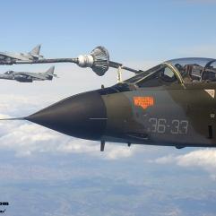AV-8B Harrier II e Tornado IDS