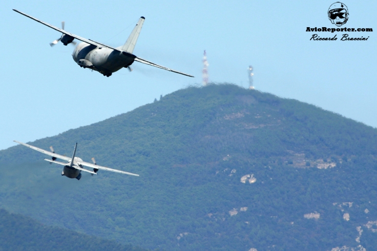 G-222 46^ Brigata Aerea