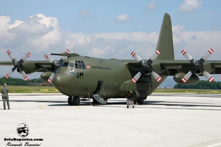 C-130K Austrian Air Force