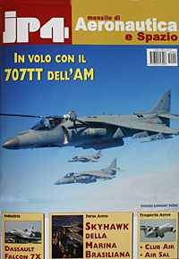 JP4 Mensile Aeronautica 12/2005