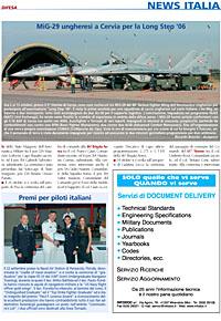 JP4 Mensile Aeronautica 12/2006