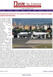 "Quotidiano ""Nove da Firenze"""
