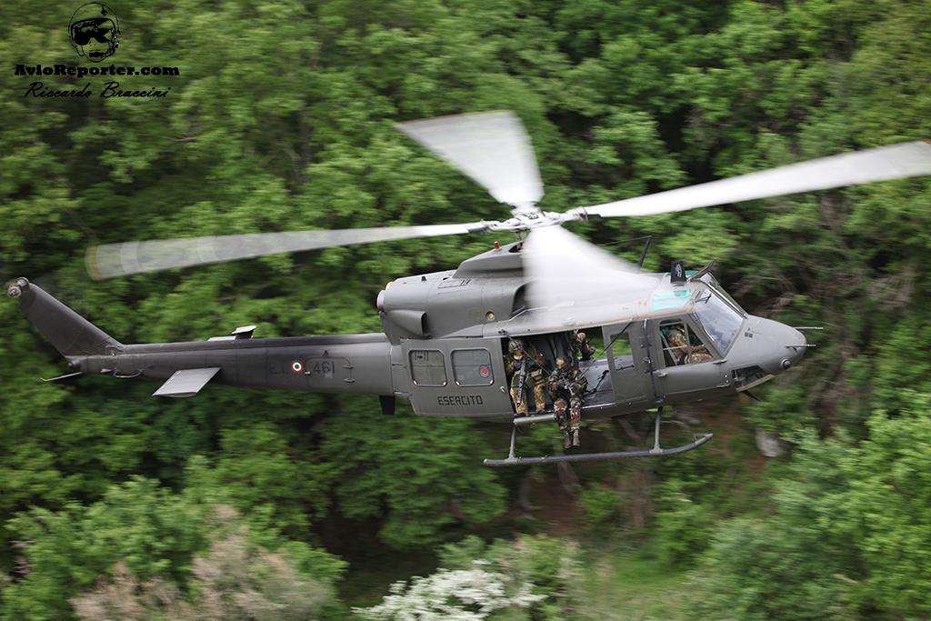 Elicottero Bipala : Reos reparto elicotteri operazioni speciali avio reporter