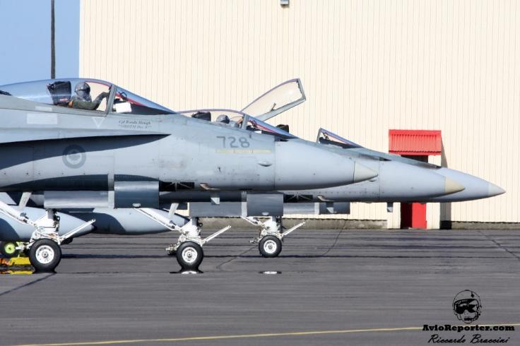 CF-18 CAF
