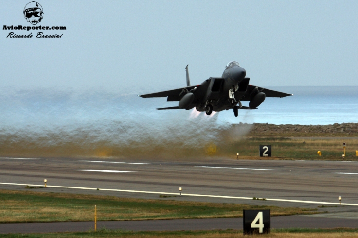 F-15E USAF