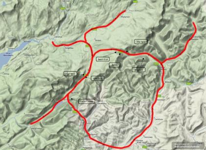 Mach Loop Maps