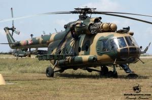 Hungarian Mi17